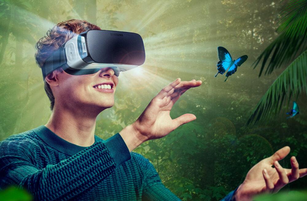 Uurime, kes virtuaalreaalsus-seadmeid siis täpselt ostavad