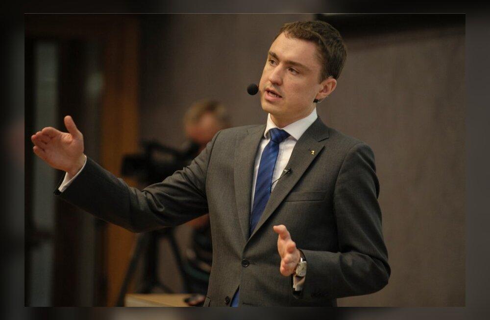 Peaminister Taavi Rõivas Narvas