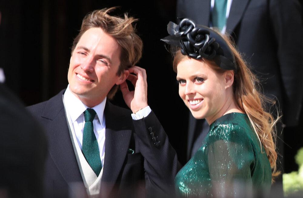 Juba jälle! Printsess Beatrice võib olla sunnitud taas oma pulmad edasi lükkama