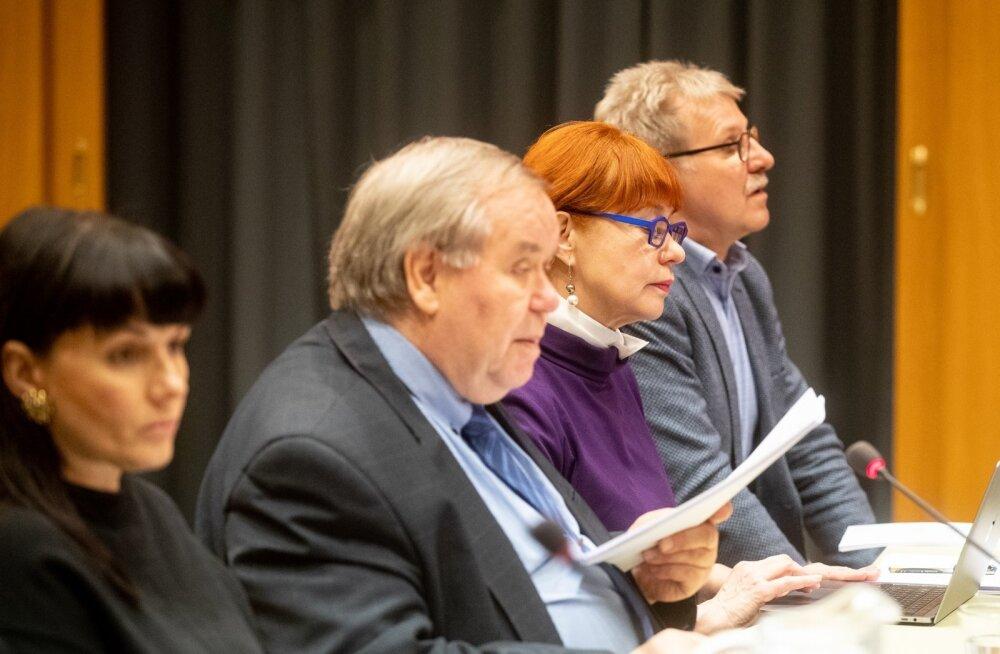Riigikogu kultuurikomisjoni avalik istung