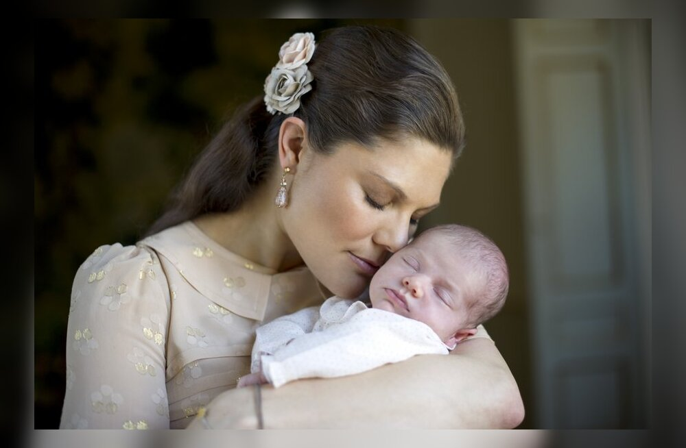 FOTOD: Rootsi kuningakoda avaldas imeilusad pildid printsess Estellest