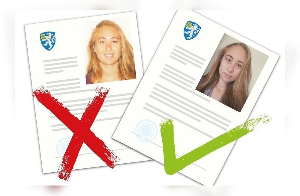 """Властям Эстонии не подошла фотография с улыбкой, но подошло серьезное """"селфи"""""""