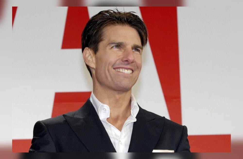 Saientoloogid: Tom Cruise'il on telekineetilised ja telepaatilised võimed!