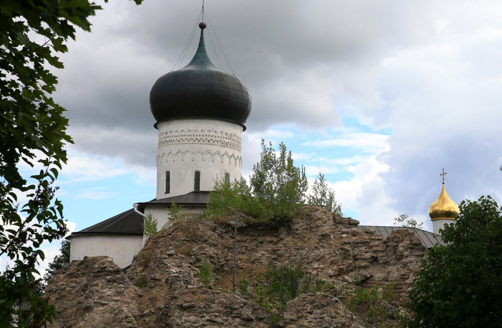"""Краевед: как Лука Великий, он же Велло Линнамяги, """"крышевал"""" эстонцев в Псковском княжестве"""