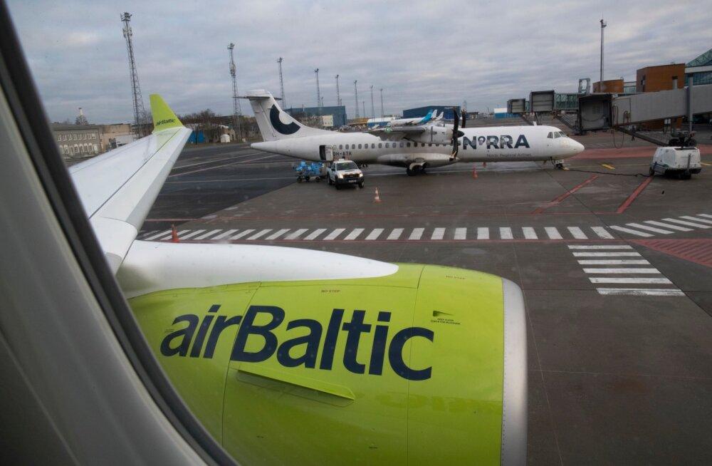 Авиакомпания airBaltic продлила возможность бесплатного изменения даты полетов