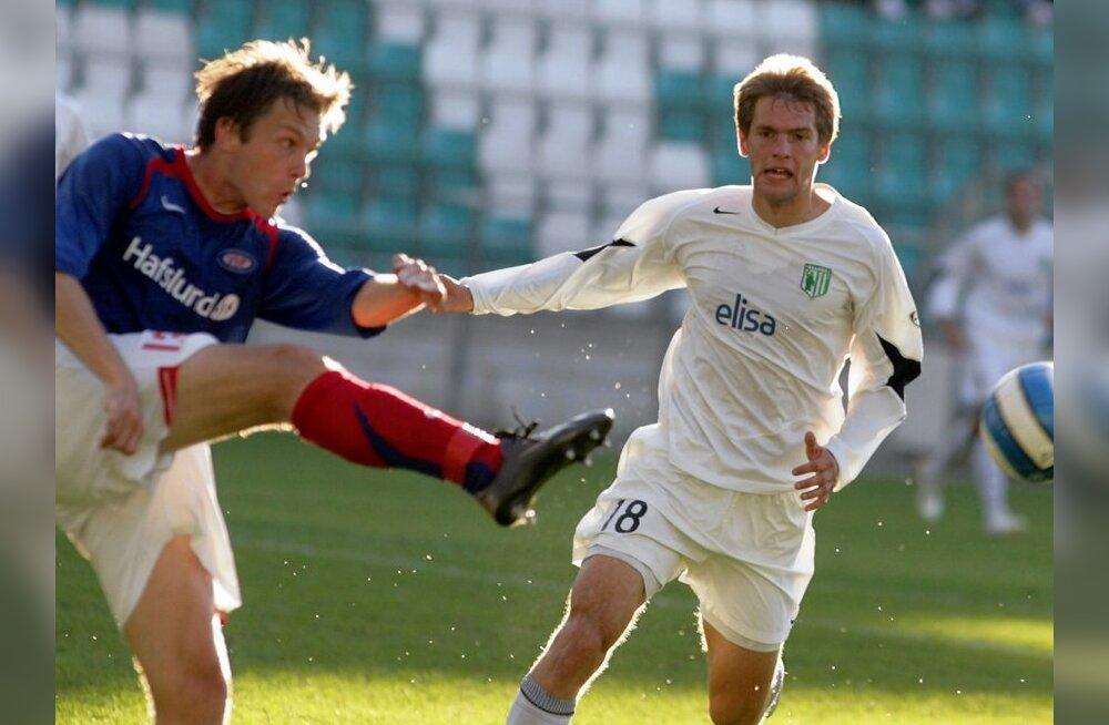 Jarmo Ahjupera lõi Ungari jalgpalliliigas Györi võiduvärava