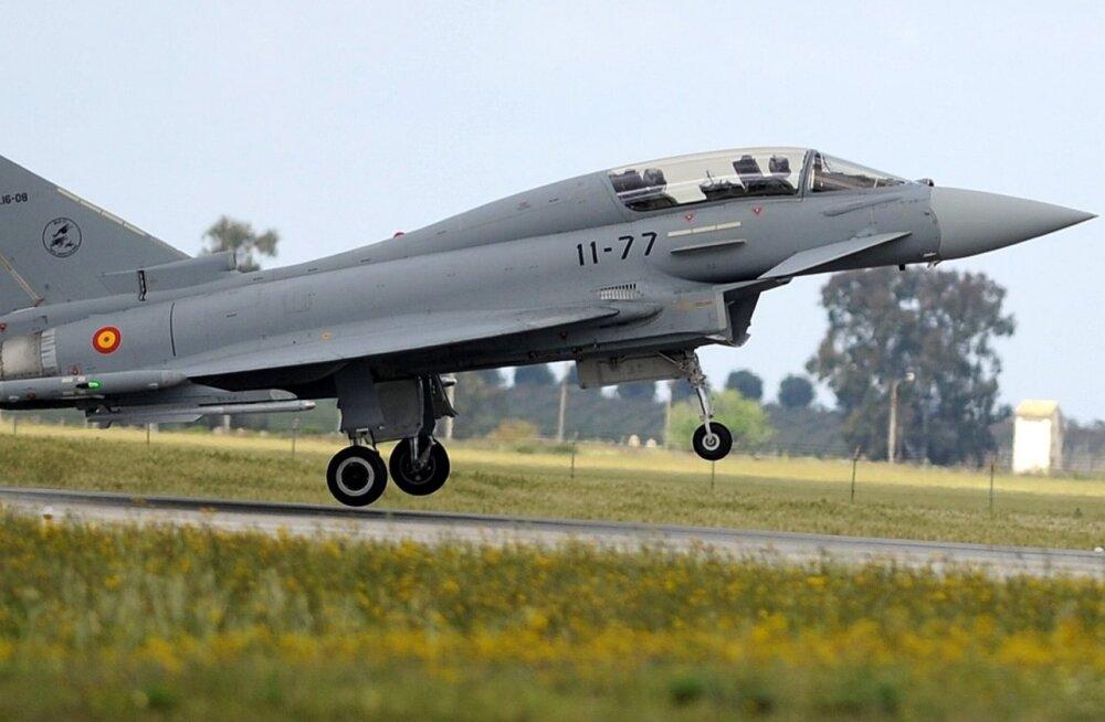 Hispaania Eurofighter