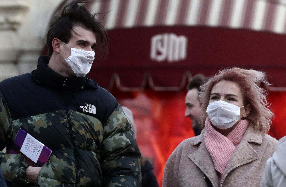 Россия сообщает о вылечившихся и новых зараженных коронавирусом