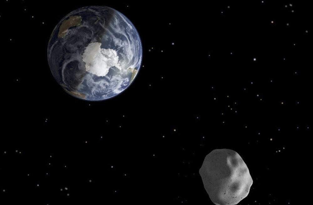 NASA: Maa lähedal tiirutab ringi 20 000 asteroidi, millest mõned on ka väga ohtlikud