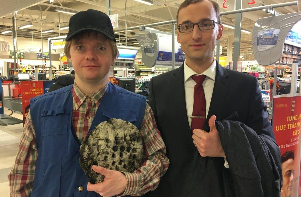 Ott Sepp ja Märt Avandi