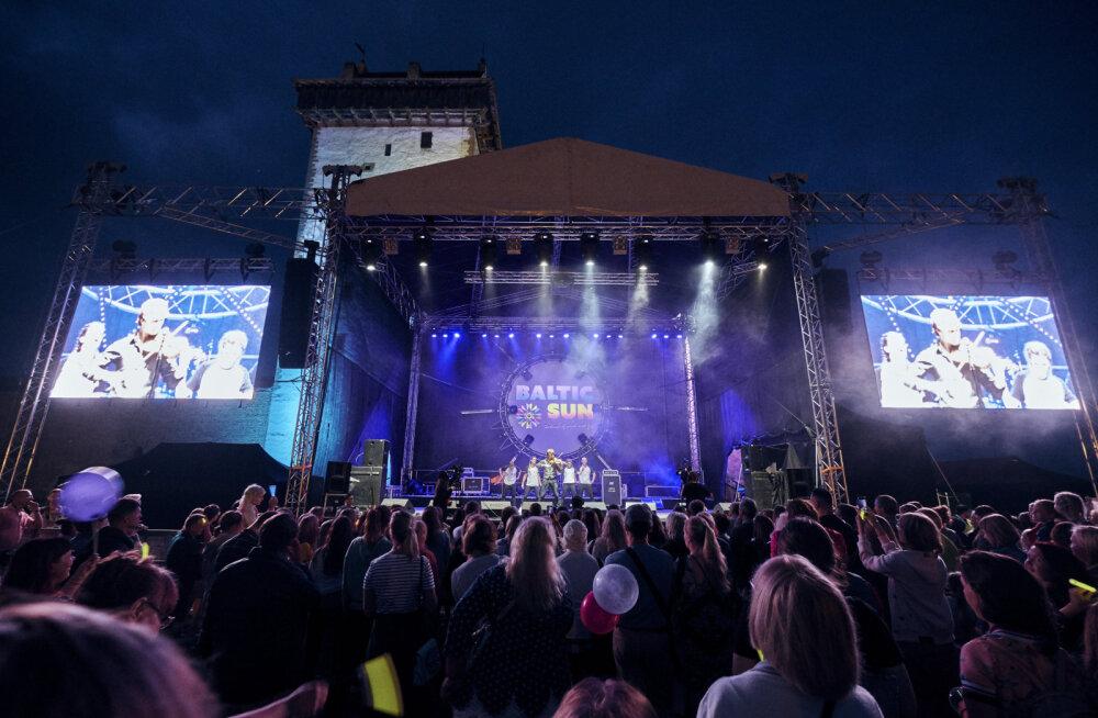 ФОТО: Смотрите, как прошел третий день фестиваля Baltic Sun!