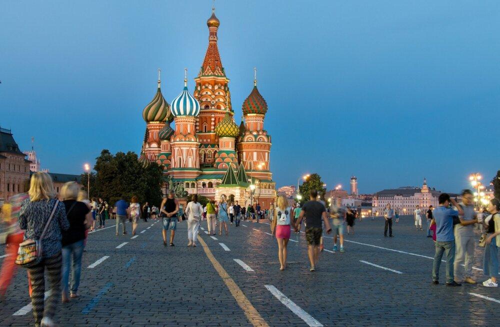 Hea diil! Edasi-tagasi otselennud Riiast Moskvasse alates 56 eurost