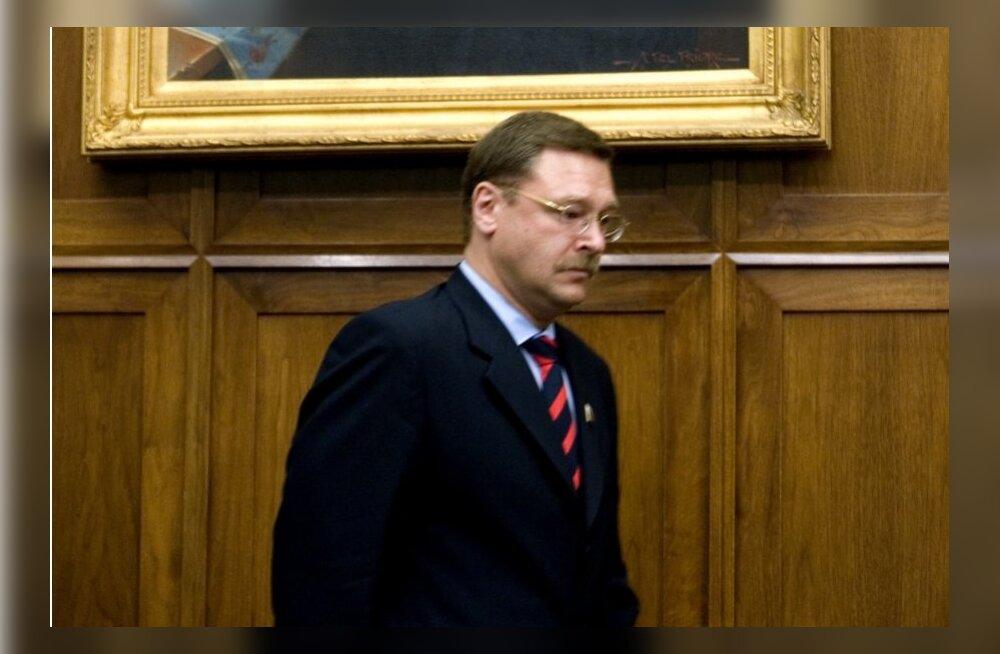 Косачев обвинил Таджикистан в нарушении обещаний в деле пилотов