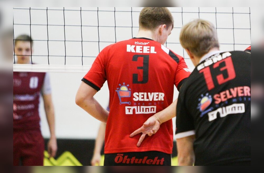 Võrkpall Schenker liiga - Tallinna Selver - TTÜ