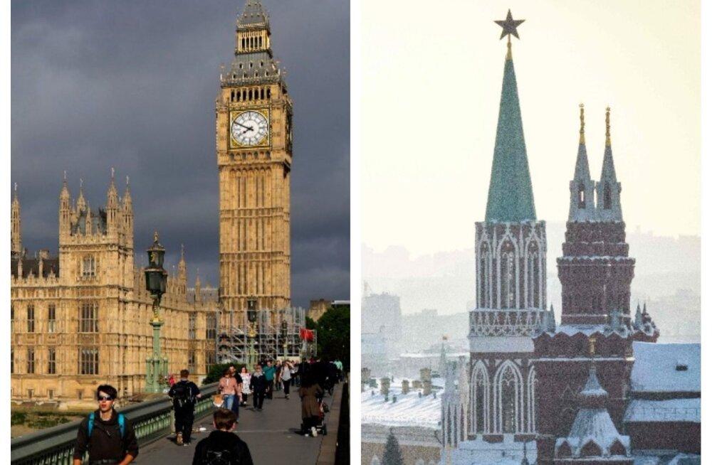 London ootab Moskvalt selgitust endise agendi mürgitamise kohta täna keskööks