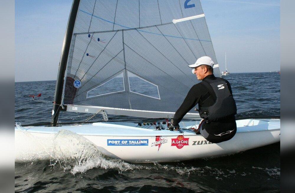 Medalisõitudes selgusid purjetamise MK etapi võitjad