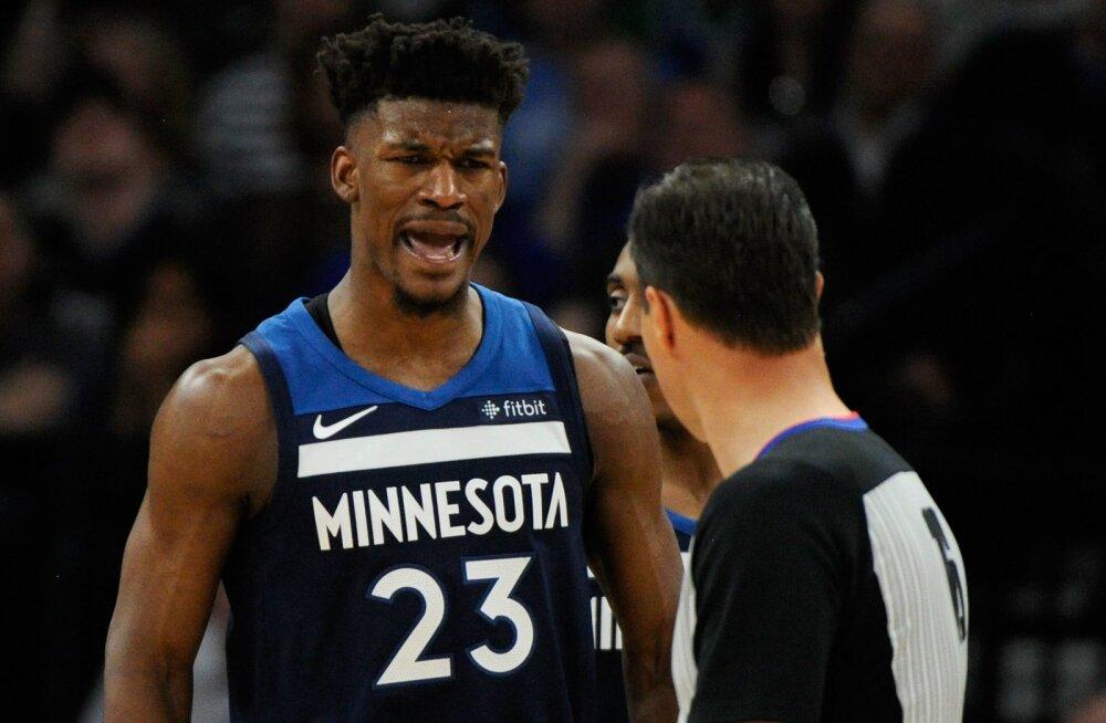 Kummaline tüli võib NBA-s viia suure vahetustehinguni