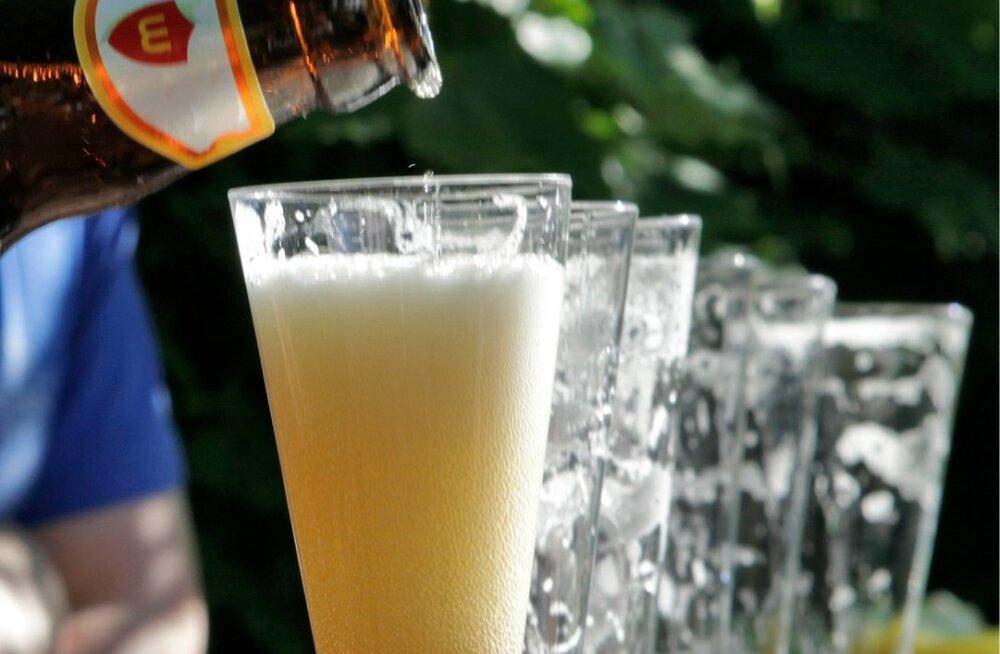 Vaata, millised organisatsioonid pooldavad alkoholipoliitika karmistamist, millised mitte