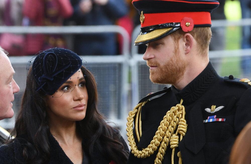 Meghan Markle ja prints Harry on salaja reisile läinud: see on kauem kestev külastus
