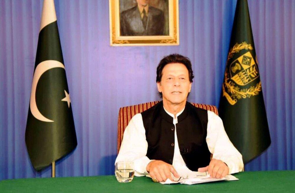 Pakistani peaminister Khan: India piloot vabastatakse rahužestina