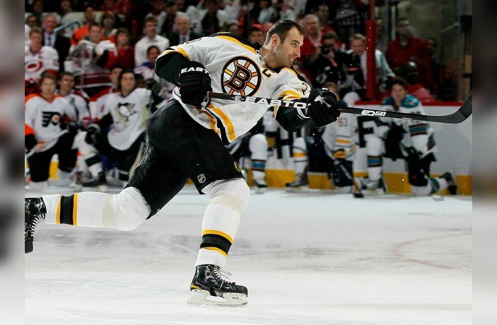 Zdeno Chara  (Bruins)
