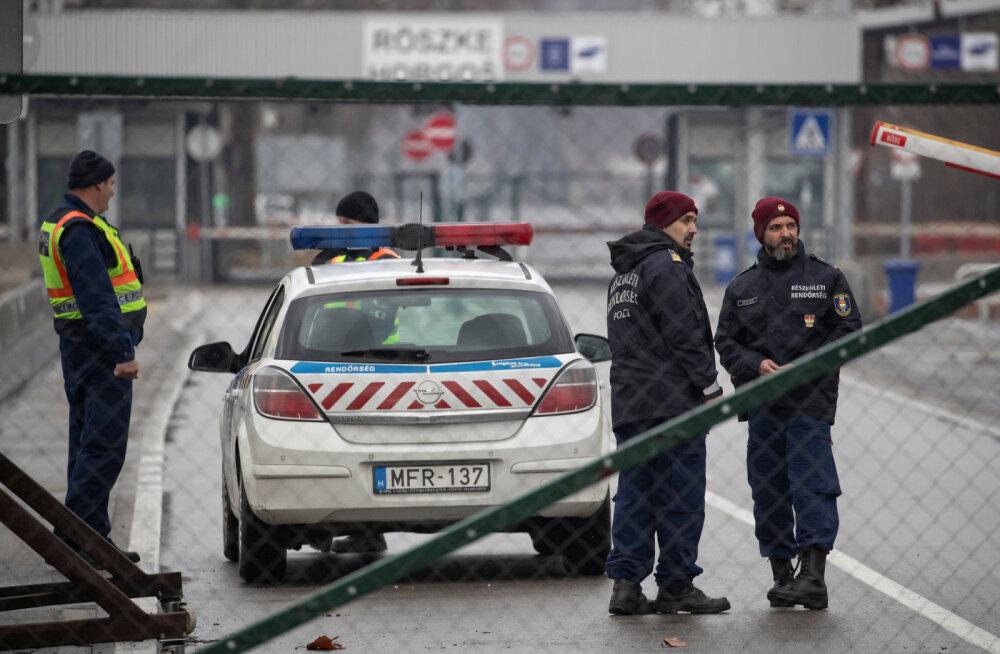 Ungari paneb koroonaviiruse ohu tõttu esimese Euroopa riigina taas oma piiri kinni