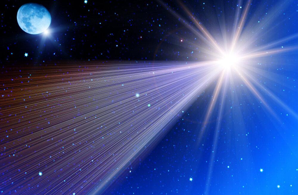 Põnev! Juuli lõpus on võimalik palja silmaga näha Maa lähedalt mööduvat komeeti