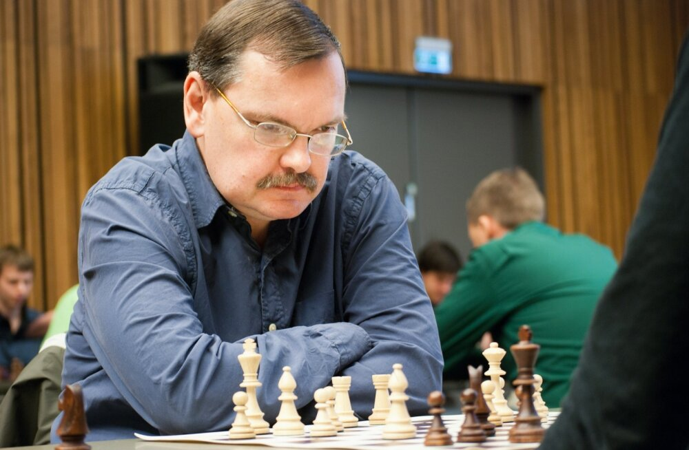 Suurmeister Jaan Ehlvest