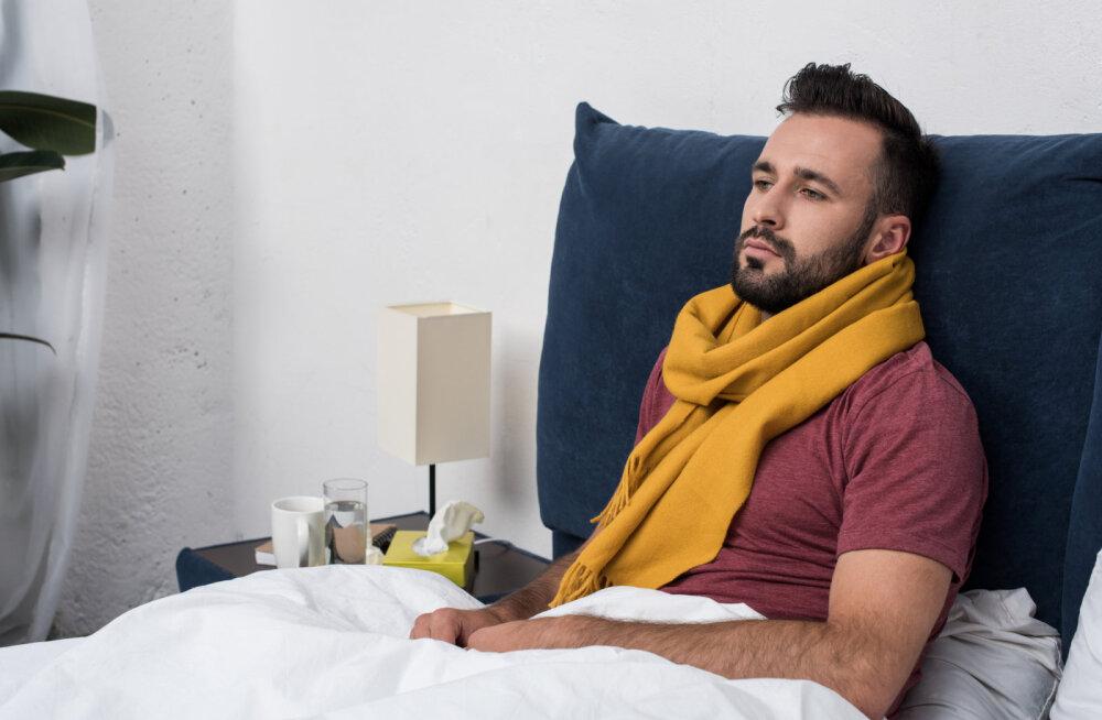 Kas mul on gripp ja teised korduma kippuvad küsimused