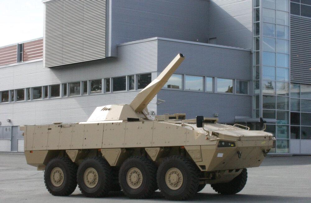 Mida kujutab endast Eesti kaitsetööstusfirmas enamusosaluse ostja Patria?