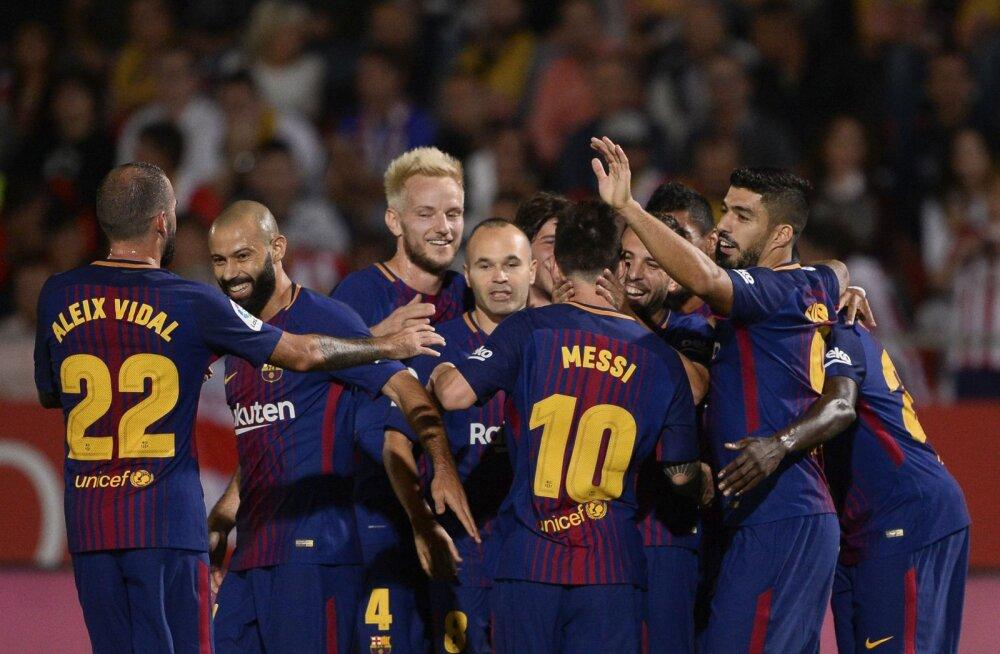 Pöörane spekulatsioon: Barcelona võib Kataloonia iseseisvumise korral hakata mängima Premier League'is