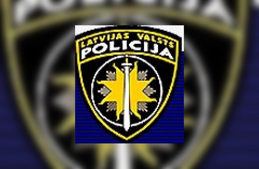 Läti politsei korraldab protestimeeleavalduse