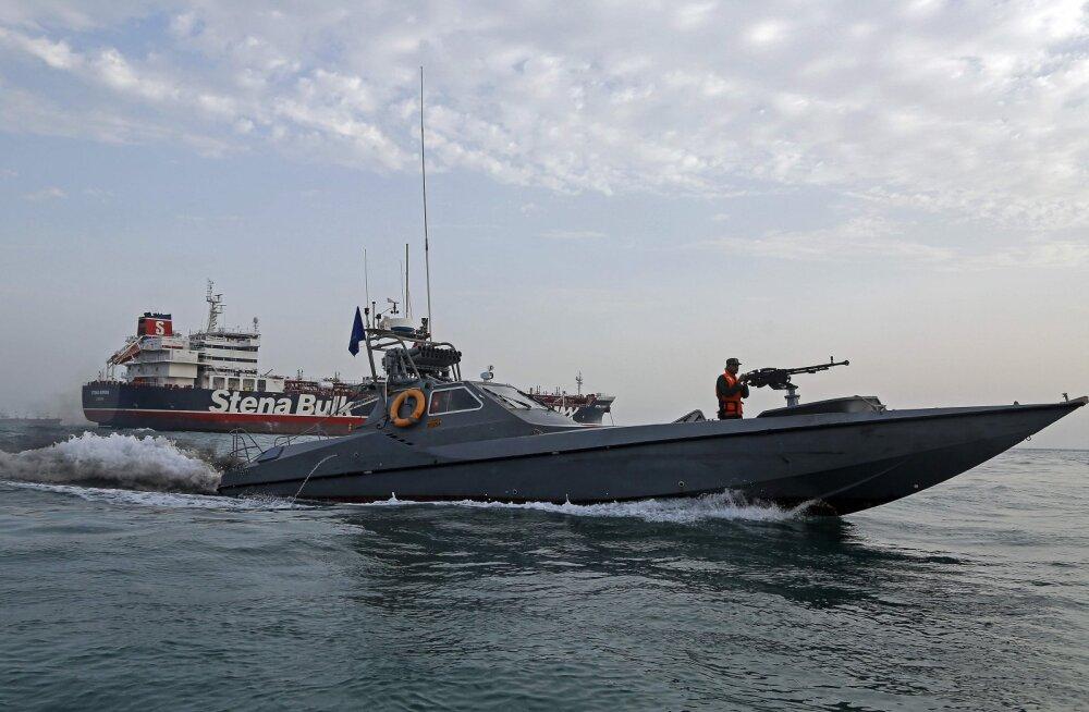 Briti välisminister algatas Euroopa laevakaitsemissiooni arendamise Pärsia lahel