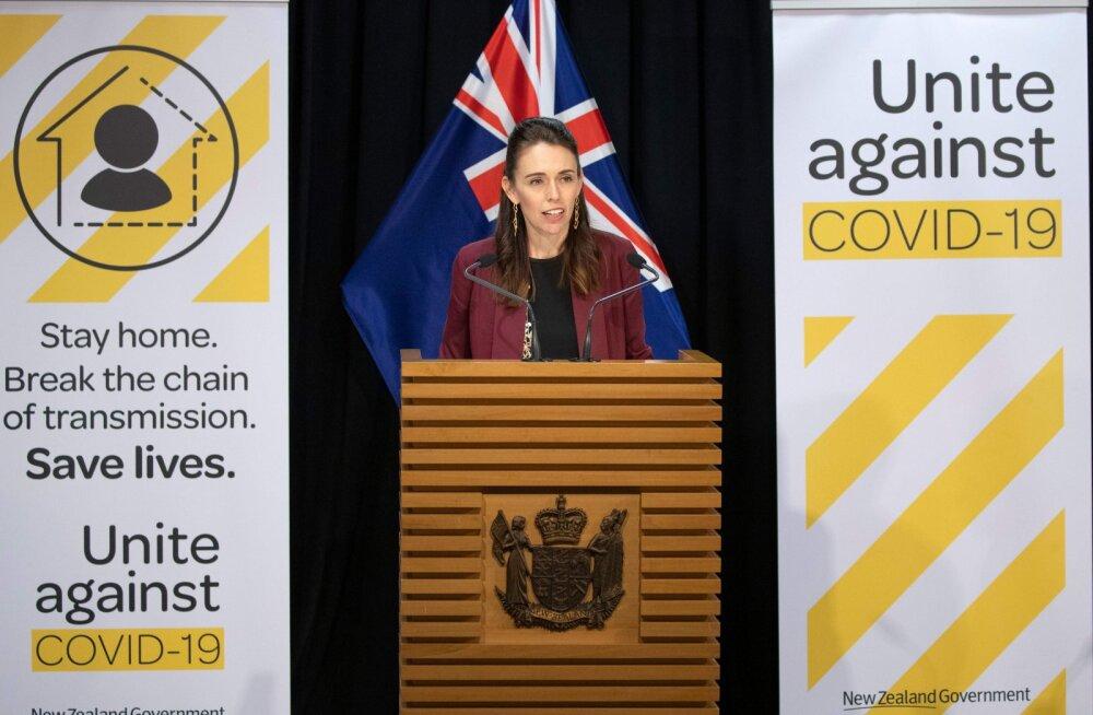 Uus-Meremaa teatas, et kogukonnasisest nakatumist koroonaviirusesse seal enam ei ole