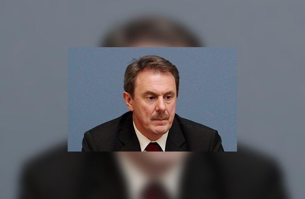 Küsitlus: enamus toetab Läti välisministri tagasiastumist
