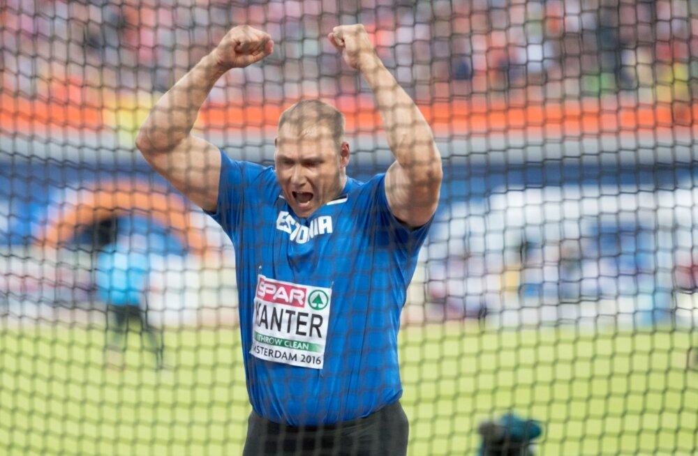 Gerd Kanter Amsterdamis