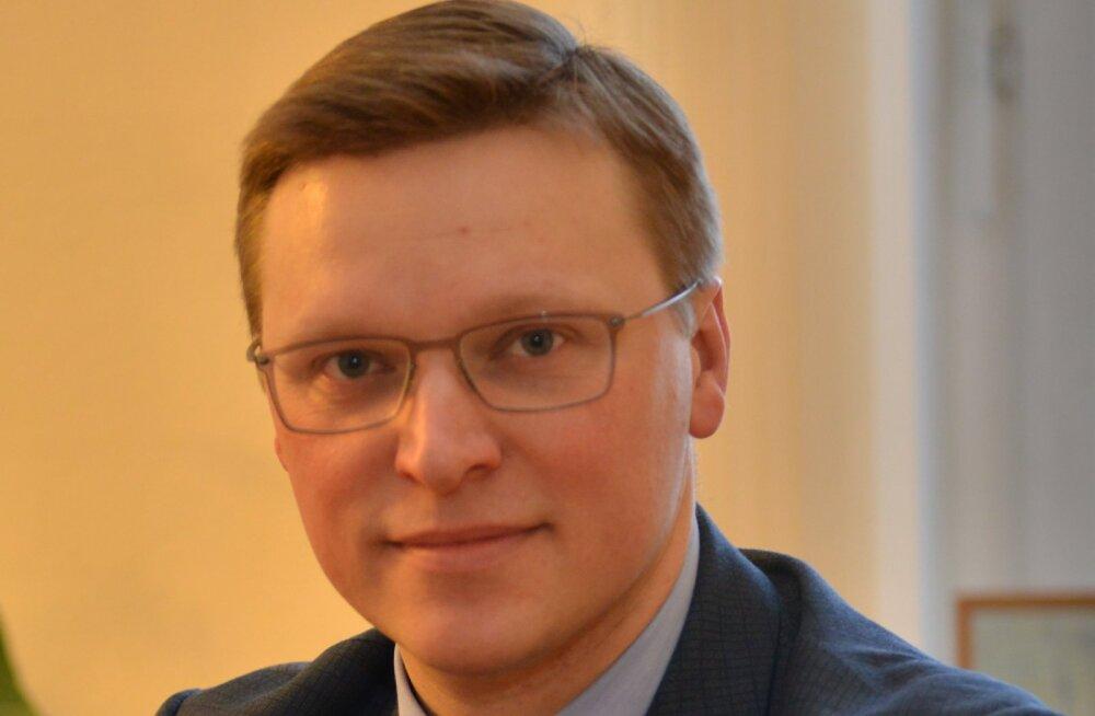 Leedukas vahetab Rail Balticu nõukogu esimehe kohal eestlase välja