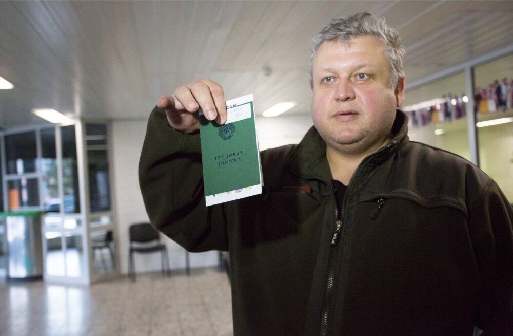 Töökaaslaste pingutustest hoolimata ei saa Rakvere lihatööstuses 28 aastat töötanud ja streigi tõttu vallandatud Arsen Maisurjan oma tööd tagasi.