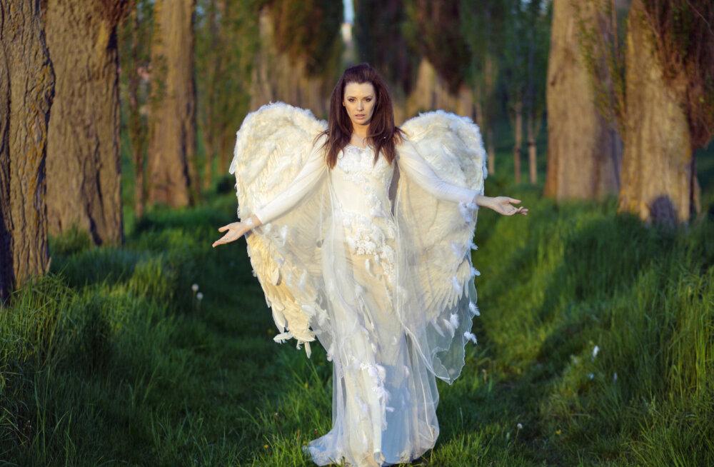 Inglid ja vaimsed teejuhid meie ümber