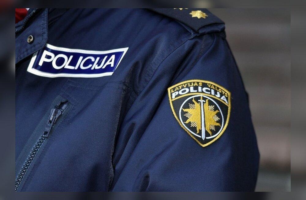 Läti politsei