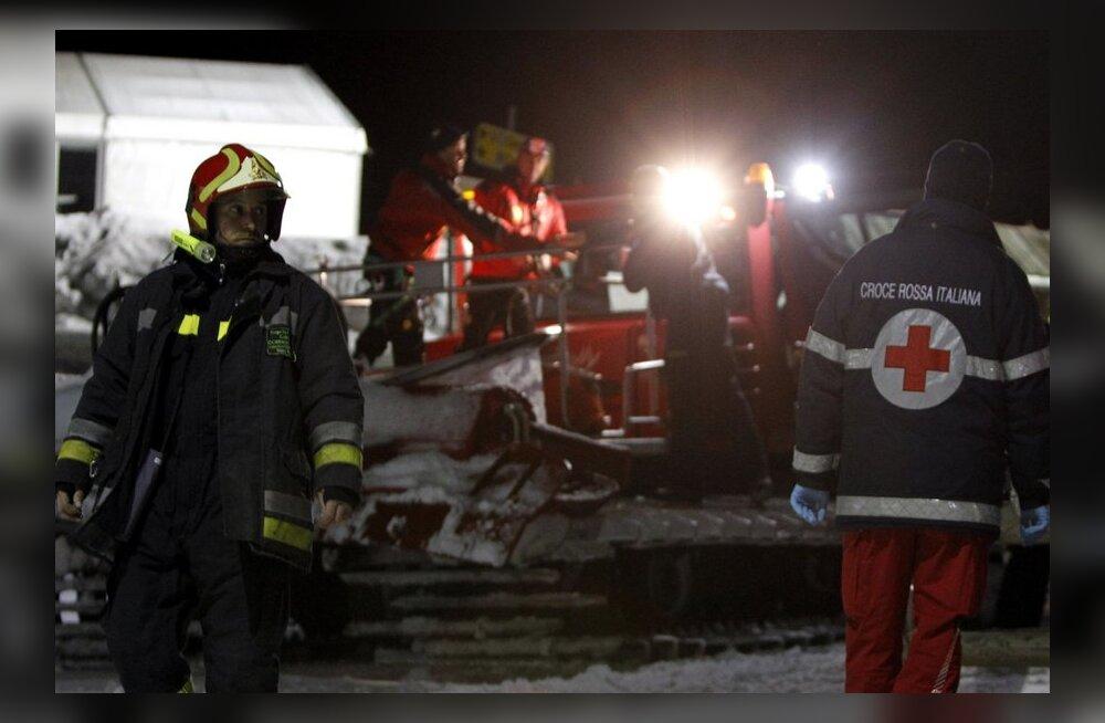 Itaalia Alpides hukkus õnnetuses kuus vene turisti