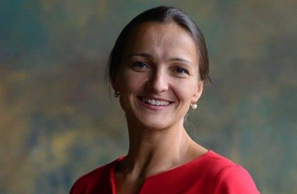 Oksana Borodjanskaja: on oluline, et võimalikult paljud häälestuks ja võtaks vastu uued energiad, mis praegu avanevad