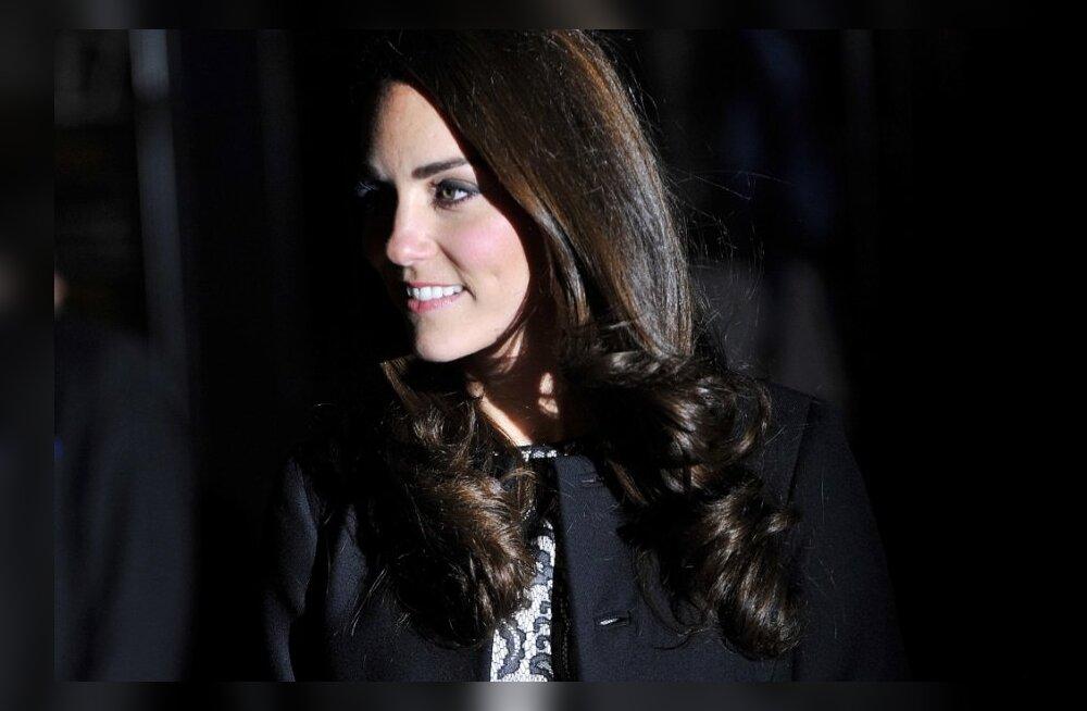 FOTOD: Kas Cambridge`i hertsoginna Catherine ootab last?