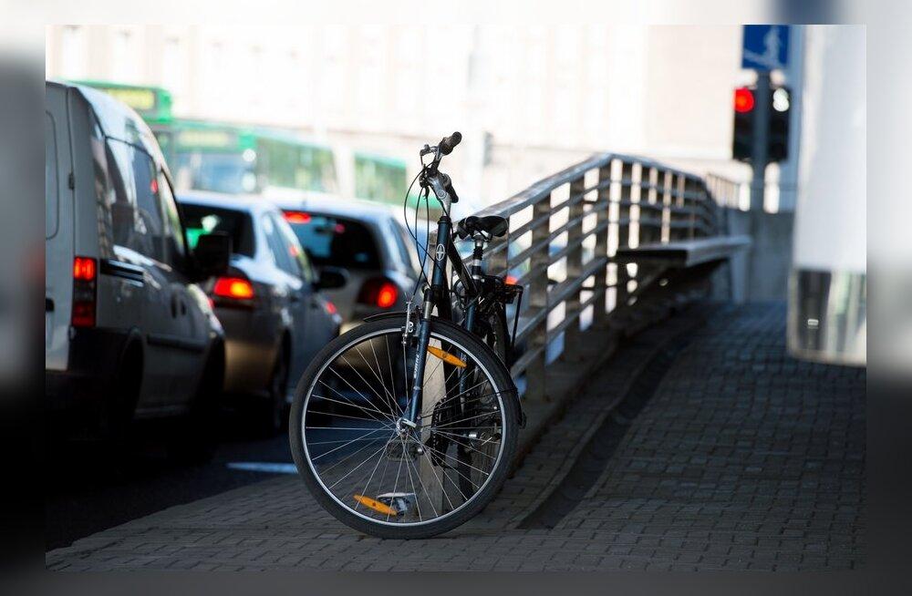 Eksperiment: Kuidas Tallinnas varastatud jalgratast tagasi saada!
