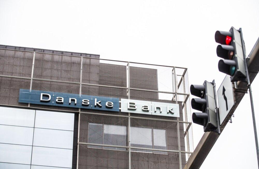 Danske investorid nõuavad pangalt sadu miljoneid