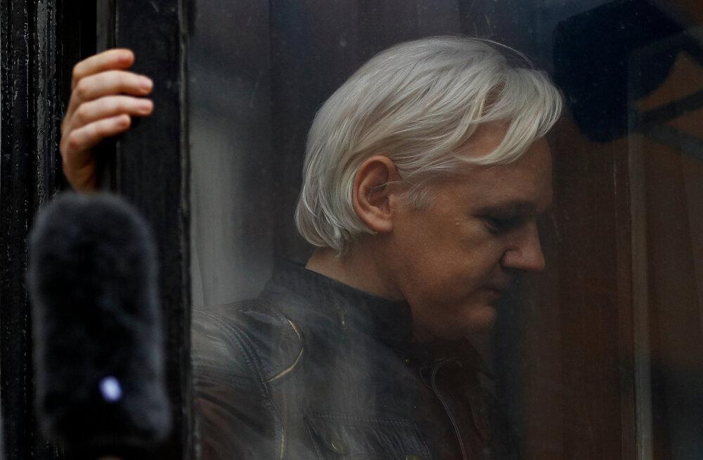 Assange'i väljaandmist võib soovida ka Rootsi