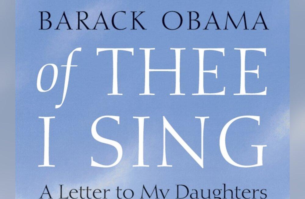 Barack Obama avaldab lasteraamatu tuntud ameeriklastest