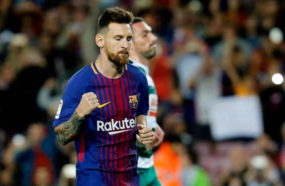 FC Barcelona on Lionel Messi nimel kõigeks valmis.