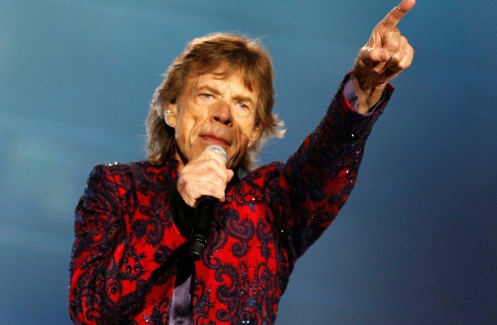 Noor pruut jättis Mick Jaggeri maha ja leidis uue miljonärist peika, kes näeb välja kui Jagger
