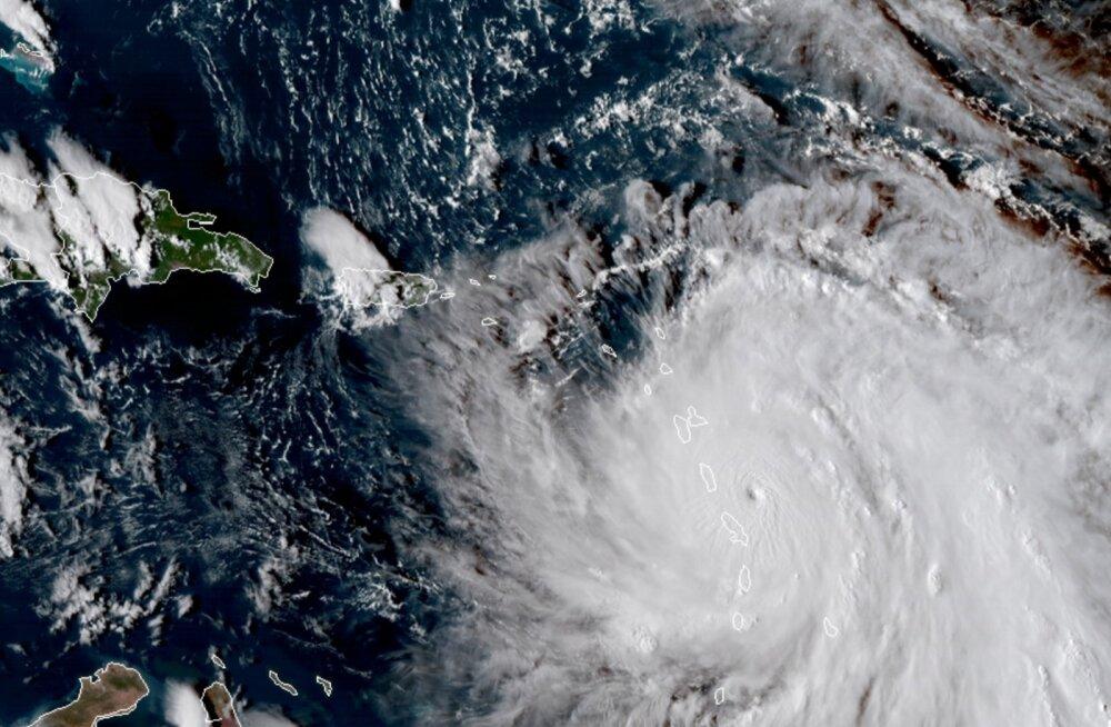 Dominica peaminister: me kaotasime orkaanis kõik, mida raha eest saab osta